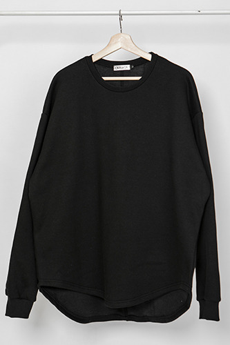 2018Triple Black PackOversized CrewneckBlack