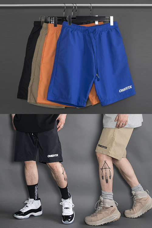 2019SSSummer Shorts4 Color